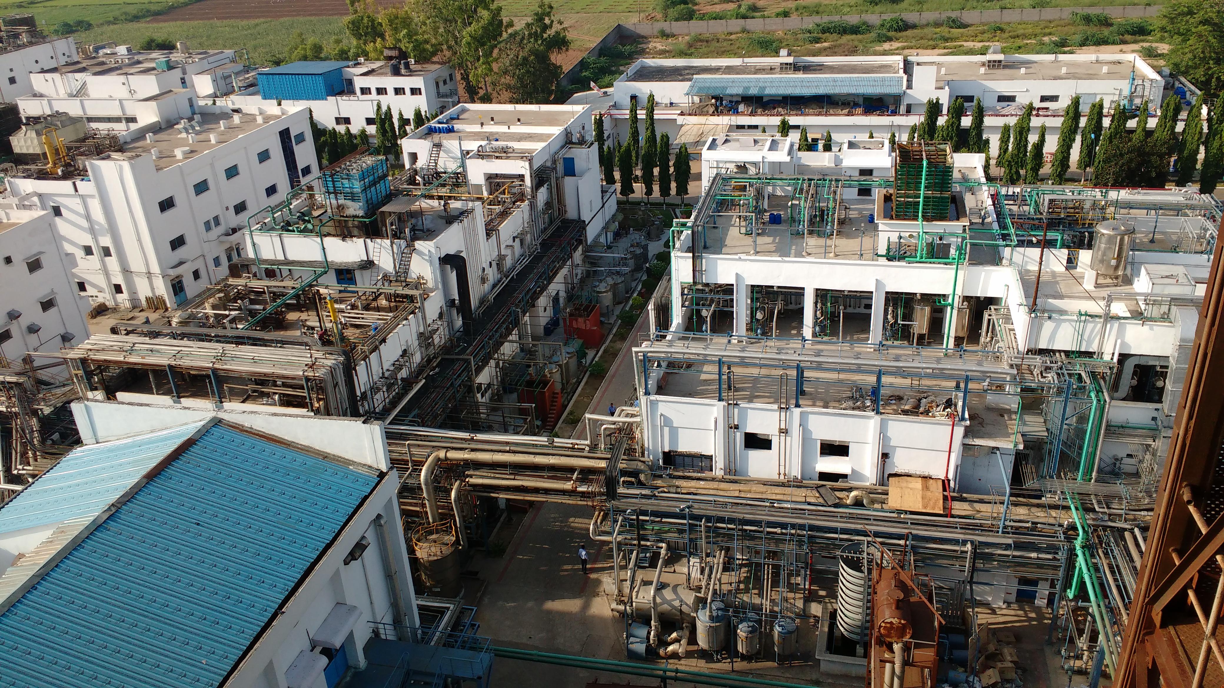 Ind-Swift Laboratories Ltd., Plant, Derabassi, Punjab